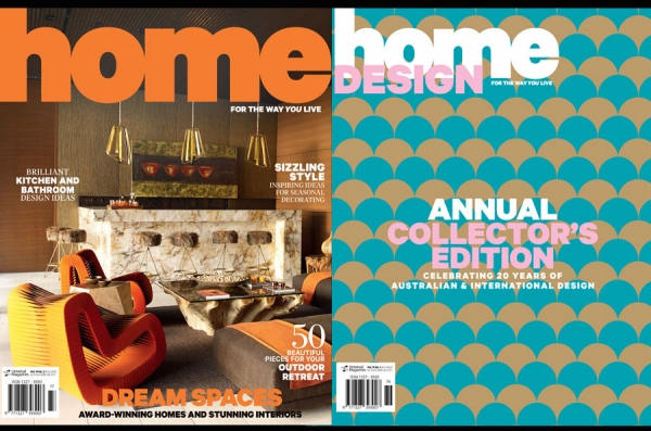 Home Design Magazine Feature